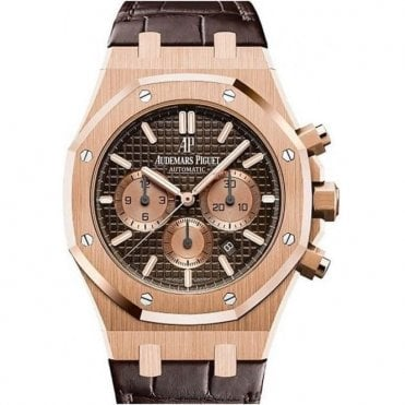 Royal Oak Chronograph - Unworn with Box & Papers 2017