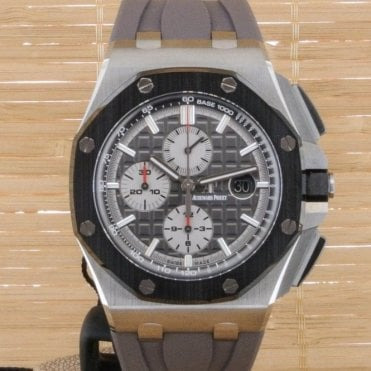 Royal Oak Offshore Chronograph - Unworn with Box and Papers