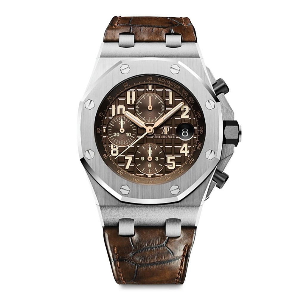 a6b072dacda Audemars Piguet Royal Oak Offshore Chronograph - Unworn with Box and ...