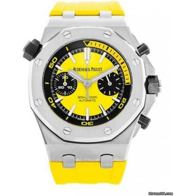Audemars Piguet Royal Oak Offshore Diver Chronograph - Unworn with Box and Papers