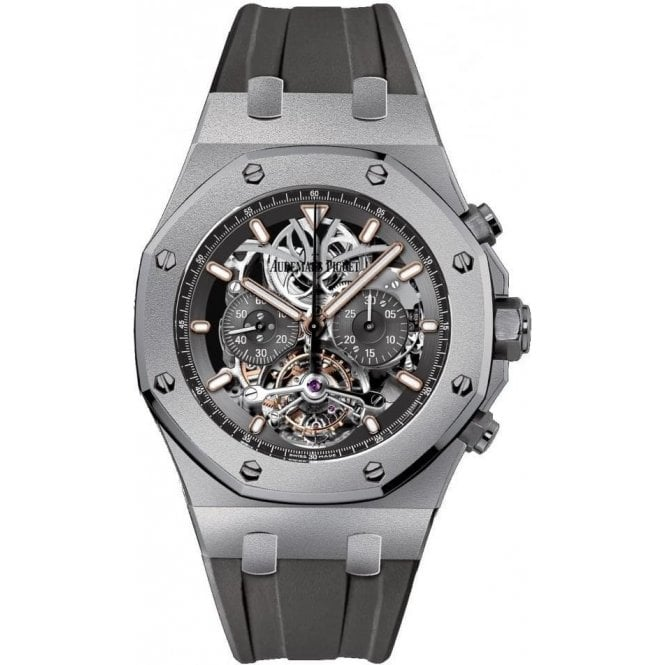 Audemars Piguet Royal Oak Tourbillon Chronograph - Unworn with Box and Papers