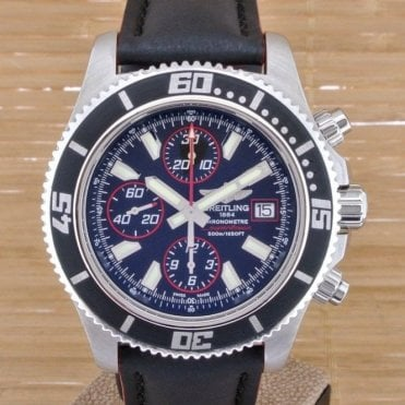 Superocean Chronograph - Boxed with Papers from 2012