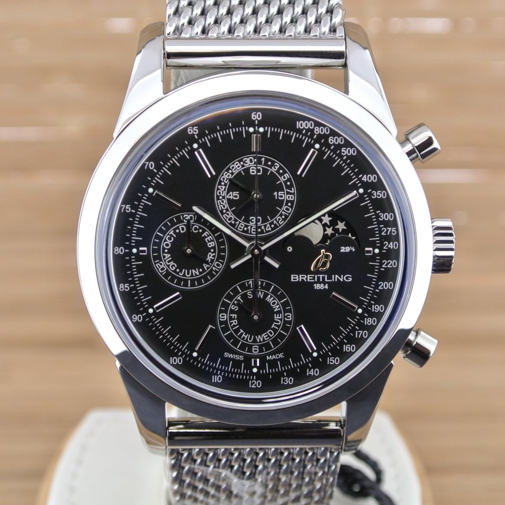 0a2d311e638 Breitling Transocean Chronograph 1461 - Boxed with Papers from April ...