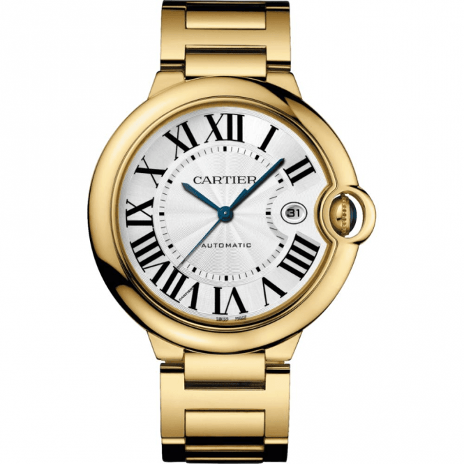 Cartier Ballon Bleu 36mm - Unworn with Box and Papers