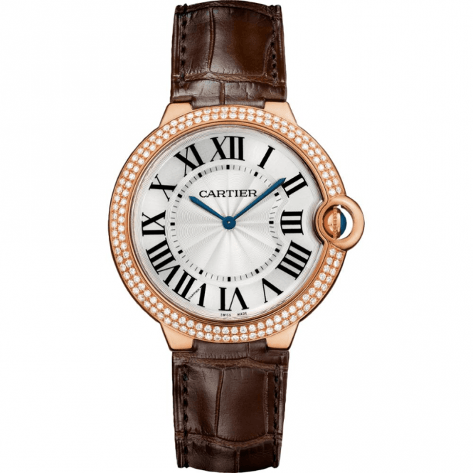 Cartier Ballon Bleu 40mm - Unworn with Box and Papers