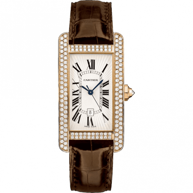 Cartier Tank Americaine - Unworn with Box and Papers