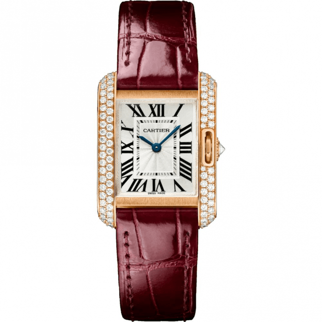 Cartier Tank Anglaise - Unworn with Box and Papers