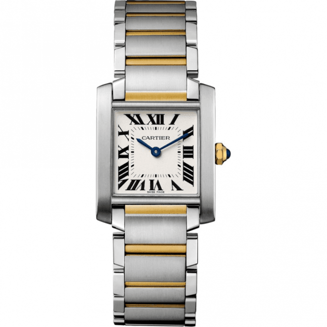 Cartier Tank Francaise - Unworn with Box and Papers