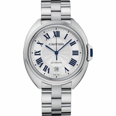 Cle De Cartier 40mm - Unworn with Box and Papers