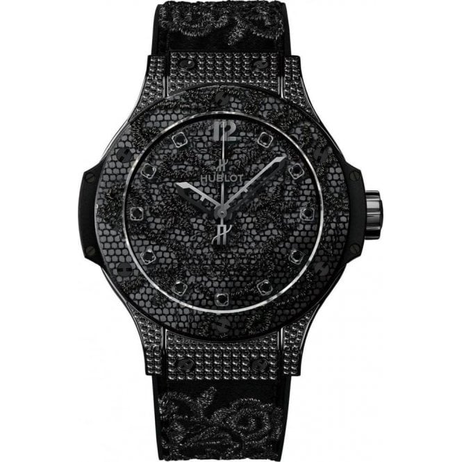 Hublot Big Bang Broderie 41 mm - Unworn with Box and Papers