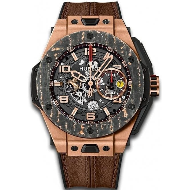 Hublot Big Bang Ferrari King Gold Carbon - Unworn with Box and Papers