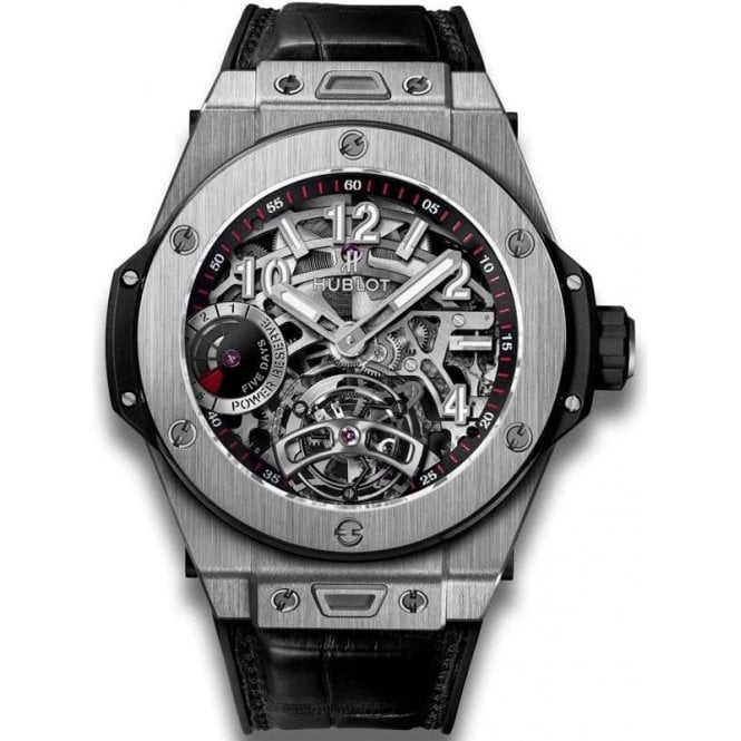Hublot Big Bang Tourbillon Power Reserve 5 days Titanium - Unworn with Box and Papers