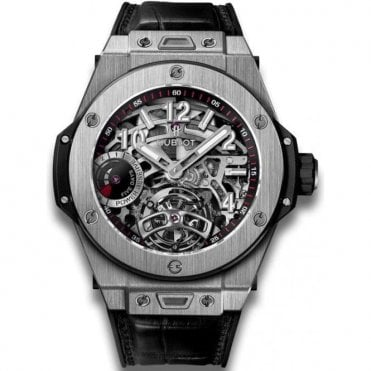 Big Bang Tourbillon Power Reserve 5 days Titanium - Unworn with Box and Papers