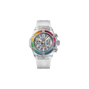 Big Bang Unico Sapphire Rainbow 45mm - Unworn with Box and Papers