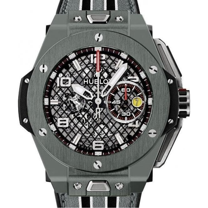 Hublot Ferrari Speciale Big Bang - Unworn from with Box and Papers