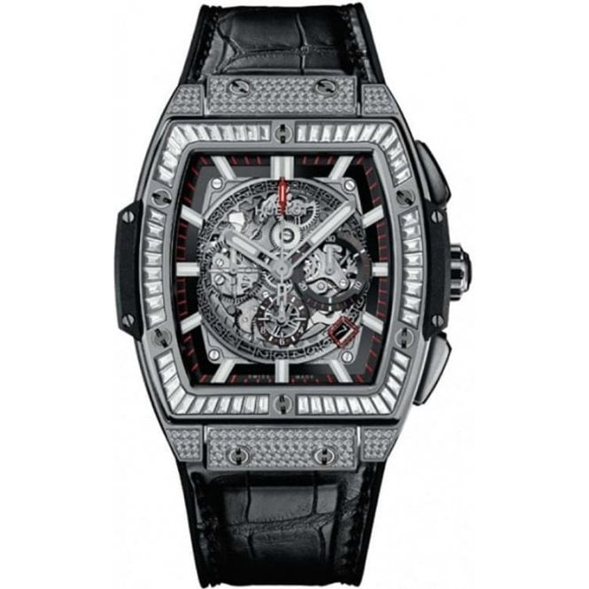 Hublot Spirit Of Big Bang Titanium Jewellery 45 mm - Unworn with Box and Papers