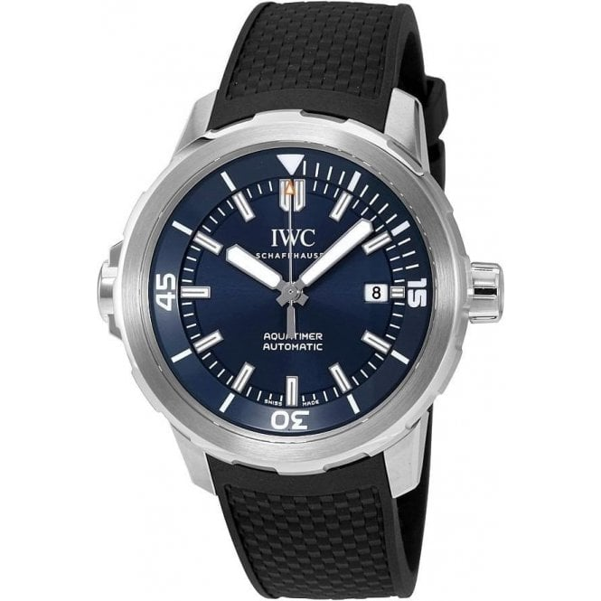 "IWC Aquatimer Automatic Edition ""EXPEDITION JACQUES-YVES COUSTEAU"" 42mm - Unworn with Box and Papers"