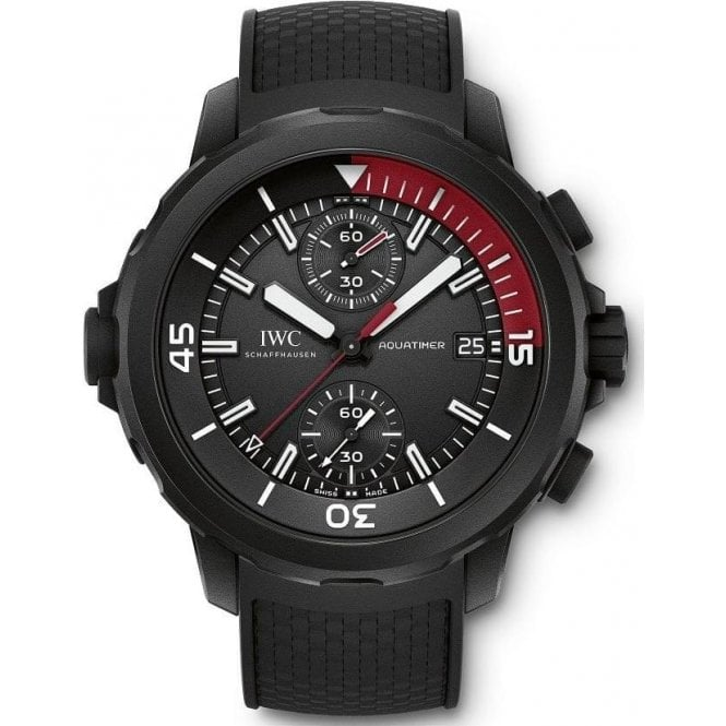 "IWC Aquatimer Chronograph Edition ""LA CUMBRE VOLCANO"" 44mm - Unworn with Box and Papers"