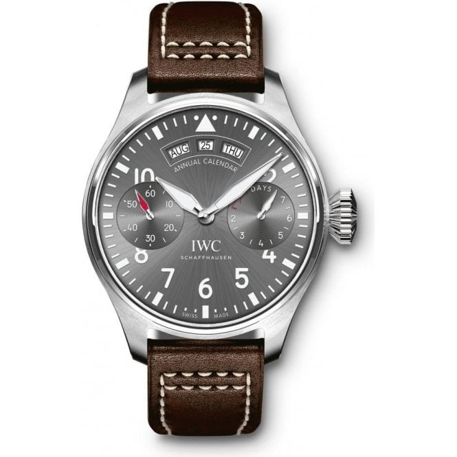IWC Big Pilot's Watch Annual Calendar Spitfire 46mm - Unworn with Box and Papers