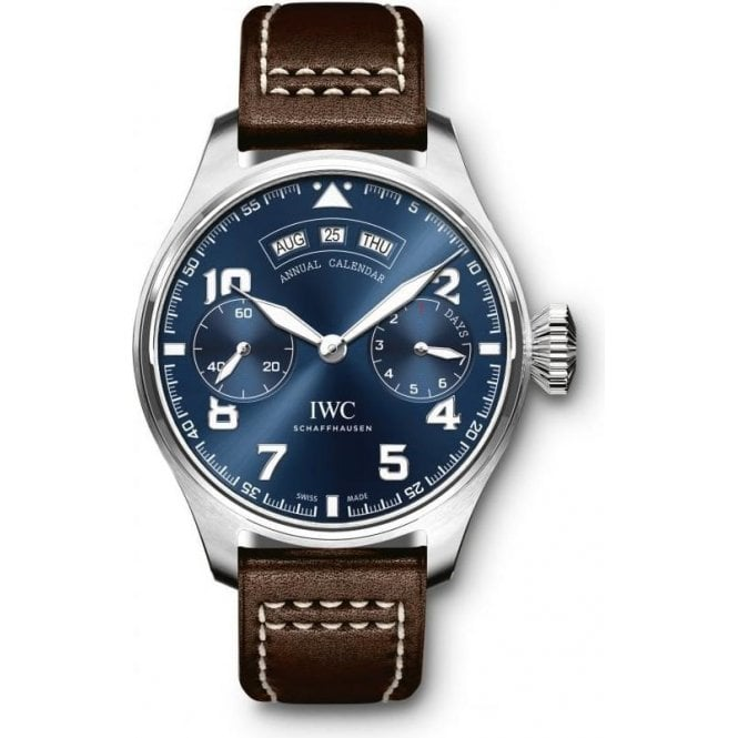 "IWC Big Pilot's Watch Annual Calendar Edition ""LE PETIT PRINCE"" 46mm- Unworn with Box and Papers"