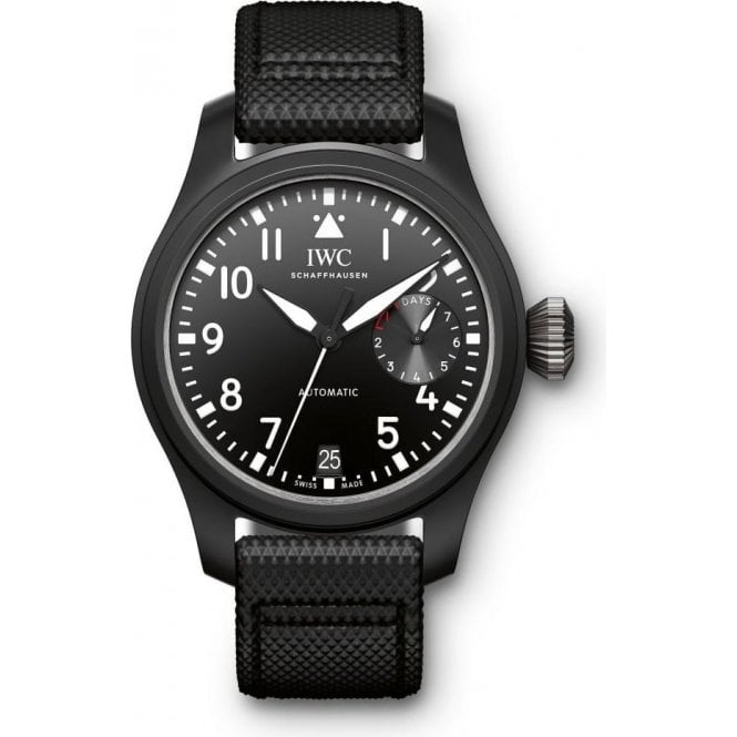 IWC Big Pilot's Watch Top Gun 46mm - Unworn with Box and Papers