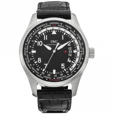 Pilot Worldtimer IW326201 - Unworn with Box and Papers 2017