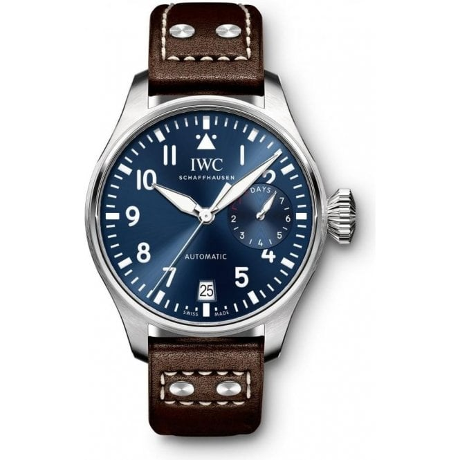 "IWC Pilot's Watch Chronograph Edition ""LE PETIT PRINCE"" 46mm - Unworn with Box and Papers"