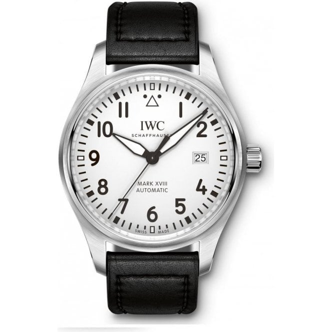 IWC Pilot's Watch Mark XVIII 40mm - Unworn with Box and Papers