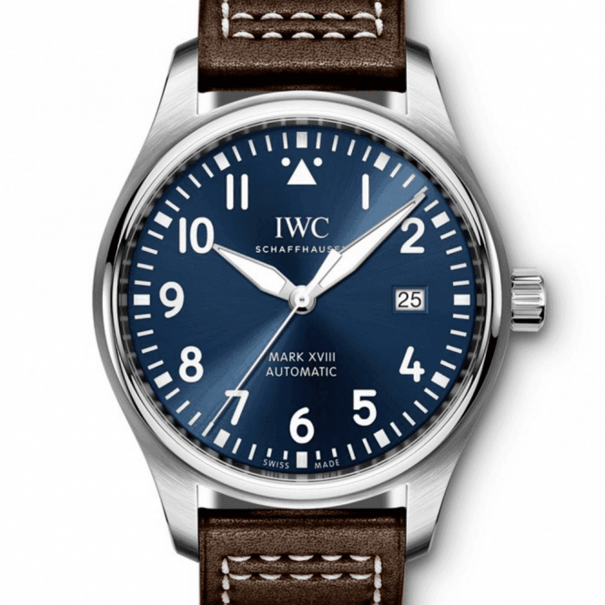 "IWC Pilots Watch Mark XVIII ""LE PETIT PRINCE"" Edition - Unworn with Box and Papers"