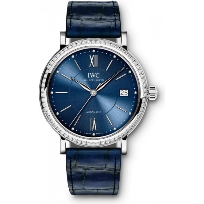 IWC Portofino Automatic 37mm - Unworn with Box and Papers