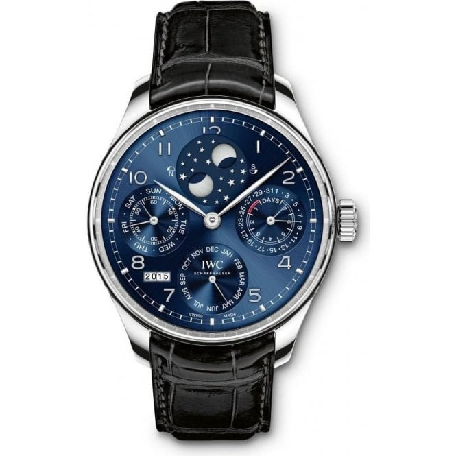 IWC Portugieser Perpetual Calendar 44.2mm - Unworn with Box and Papers