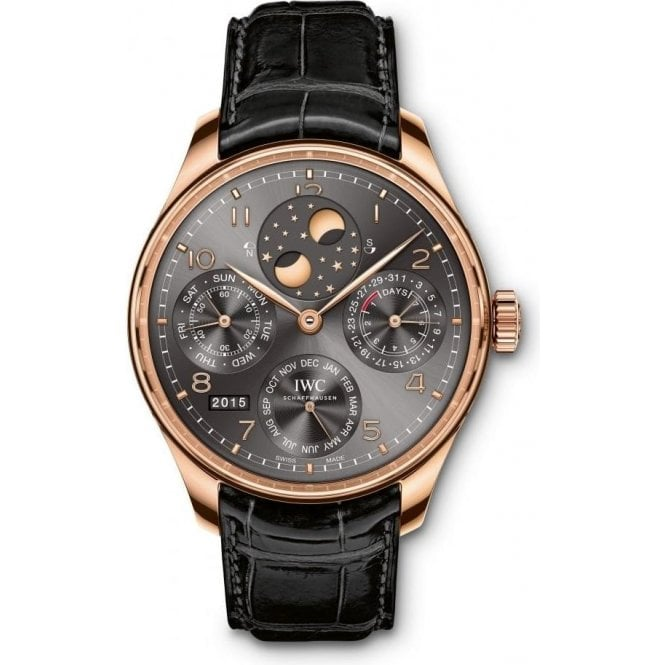 IWC Portugieser Perpetual Calendar 44mm - Unworn with Box and Papers