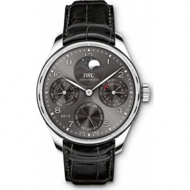 Portugieser Perpetual Calendar 44mm - Unworn with Box and Papers
