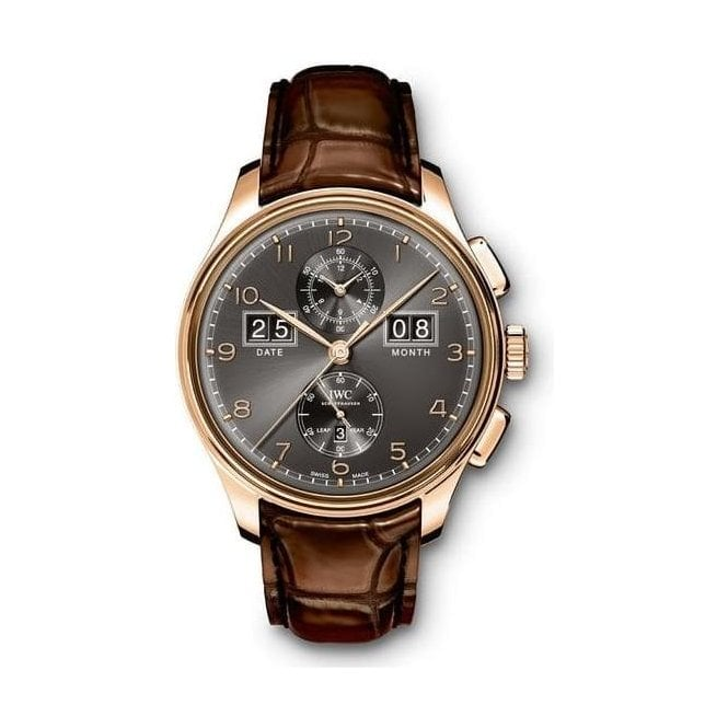 "IWC Portugieser Perpetual Calendar Digital Date-Month Edition ""75TH ANNIVERSARY"" - Unworn with Box and Papers"