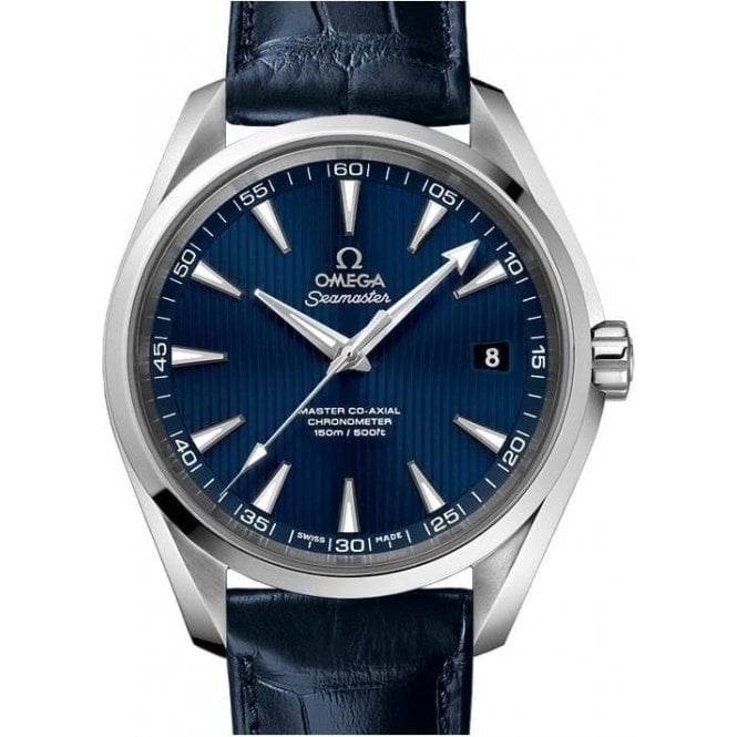 Omega Aqua Terra 150 M Master Co-Axial 41.5 MM - Unworn with Box and Papers