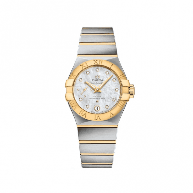 Omega Constellation Co-Axial Master Chronometer Small Seconds 27mm Petite Seconde - Unworn with Box and Papers
