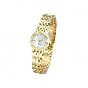 De Ville Prestige Ladies 22mm - Unworn with Box and Papers