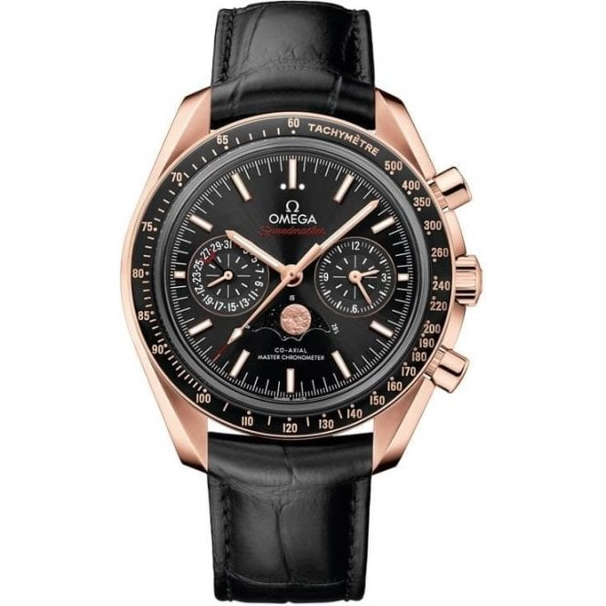 Omega Moonwatch Chronometer Moonphase - Unworn with Box and Papers 7 day delivery