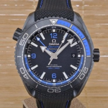 Planet Ocean Deep Black Blue GMT - Unworn with Box and Papers 2017