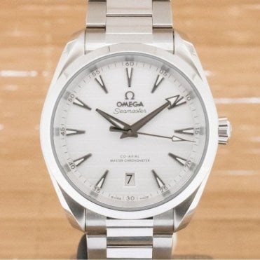 Seamaster Aqua Terra Co-Axial Master Chronometer - Unworn with Box and Papers June 2018