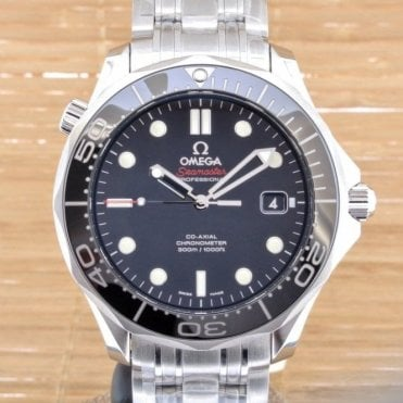 Seamaster Diver 300 M Co-Axial 41 MM - Unworn with Box and Papers August 2017