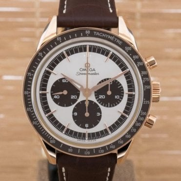 Speedmaster Moonwatch 39.7 MM - Unworn with Box and Papers October 2016