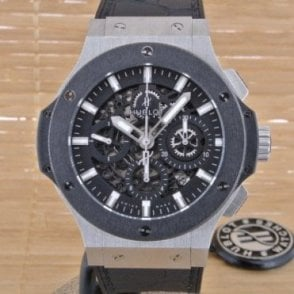 Hublot Big Bang Aero Chronograph - Unworn with Box and Papers from 2016
