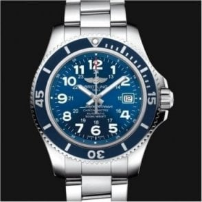 Superocean II 42mm A17365D1|C915|161A - Unworn with Box and Papers