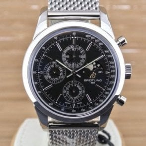 Transocean Chronograph 1461 - Boxed with Papers from April 2016