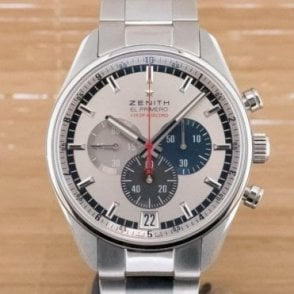 El Primero Striking 10th Chronograph - Unworn with Box and Papers