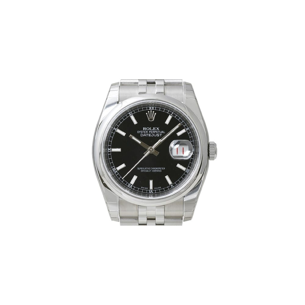 Rolex datejust 36 116200 watches for sale from watch buyers ltd uk for Rolex date just 36