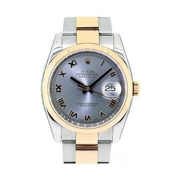 Datejust 36 - Unworn with Box andPapers 7 day delivery