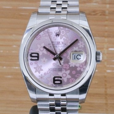 Datejust 36mm Stainless Steel - Unworn with Box and Papers