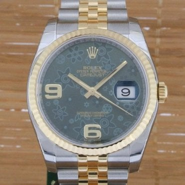Datejust 36mm - Unworn with Box and papers